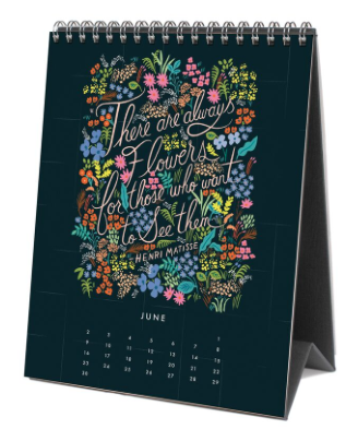 2019 Inspirational Quote Kalender 7