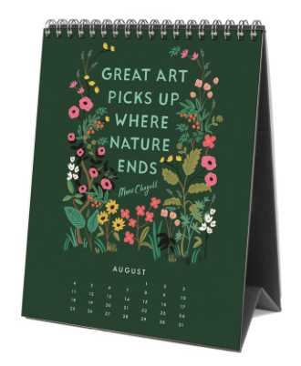 2019 Inspirational Quote Kalender 9