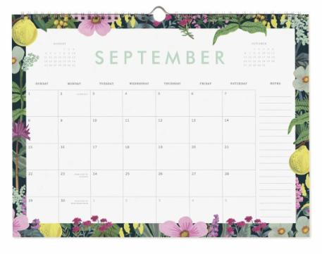 2019 Garden Party Kalender 10