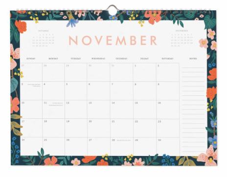2019 Garden Party Kalender 12