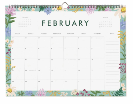 2019 Garden Party Kalender 3