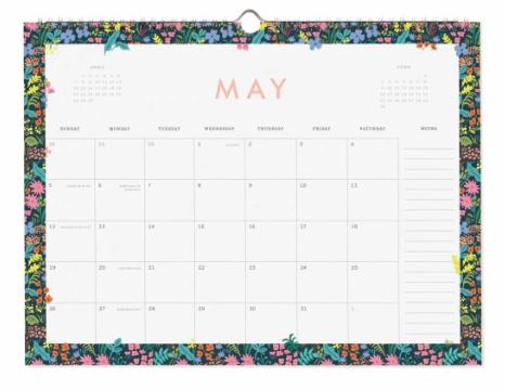 2019 Garden Party Kalender 6
