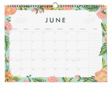 2019 Garden Party Kalender 7
