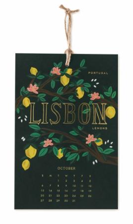 2019 Lemon Kalender 10