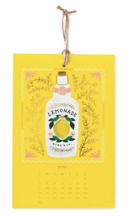 2019 Lemon Kalender 6