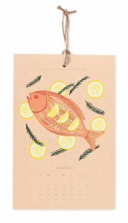 2019 Lemon Kalender 8