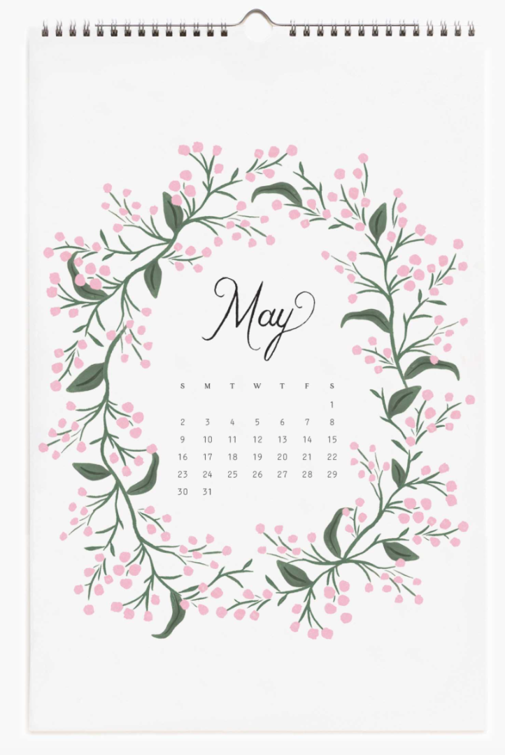 2021 Wild Garden Calendar 6
