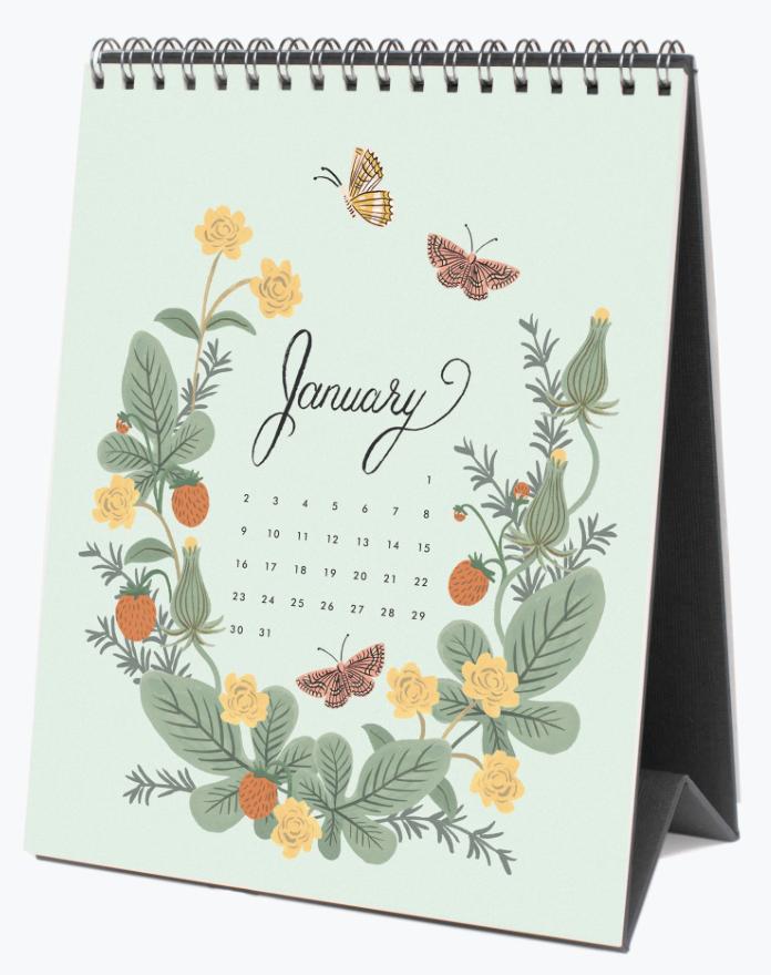 2022 Wild Garden Calendar 2