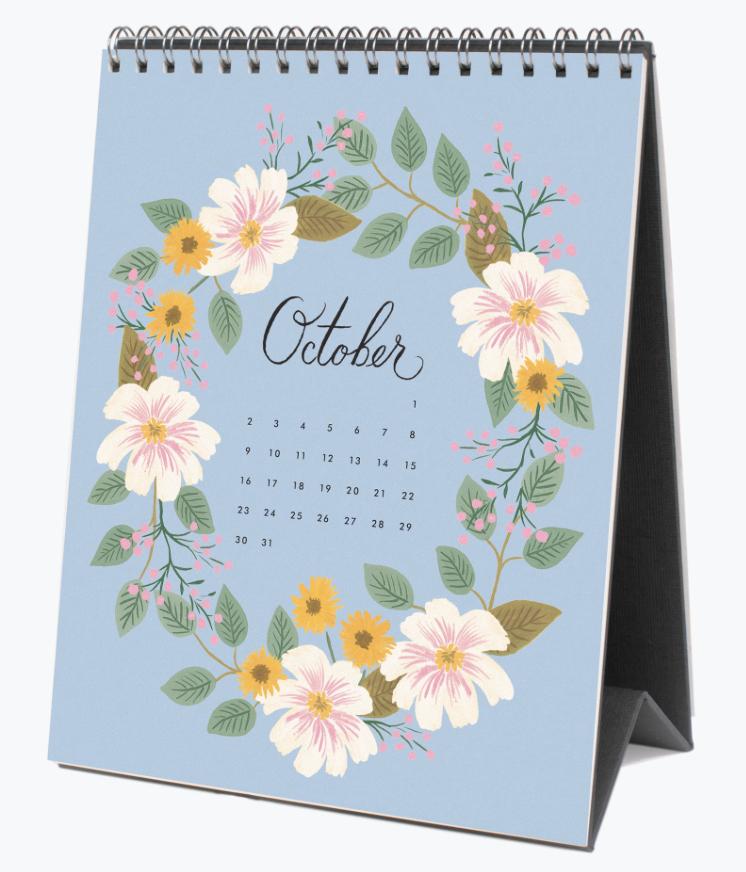 2022 Wild Garden Calendar 11