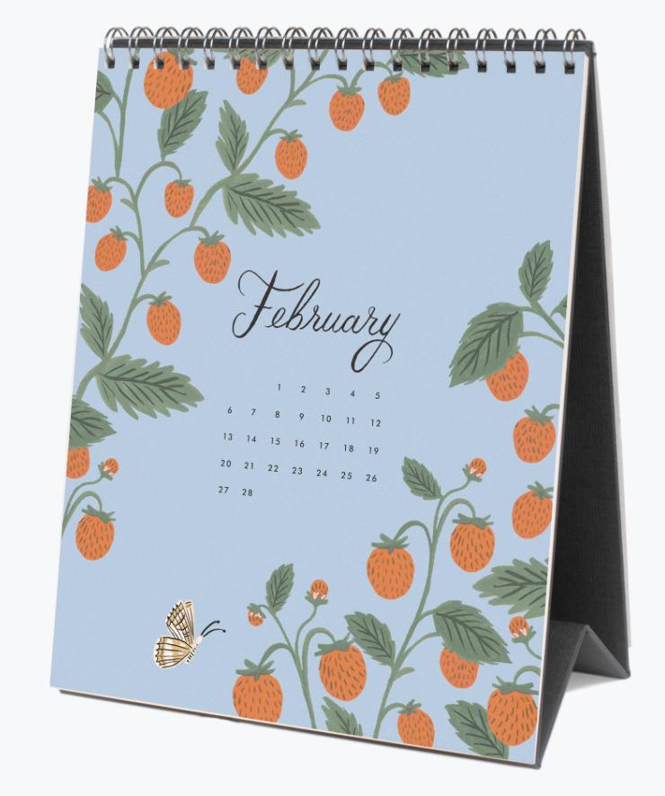 2022 Wild Garden Calendar 3