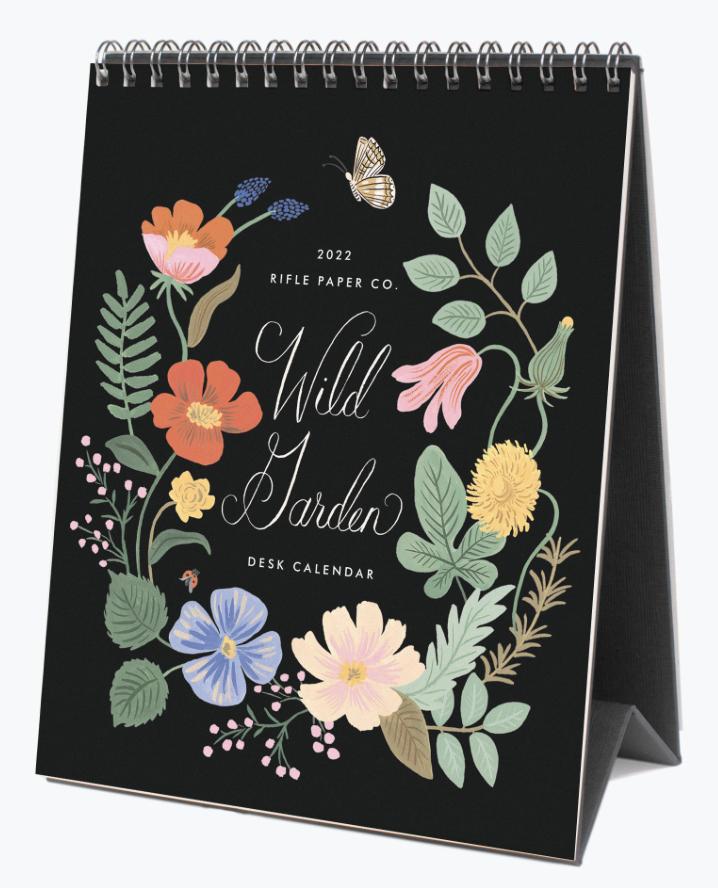 2022 Wild Garden Calendar