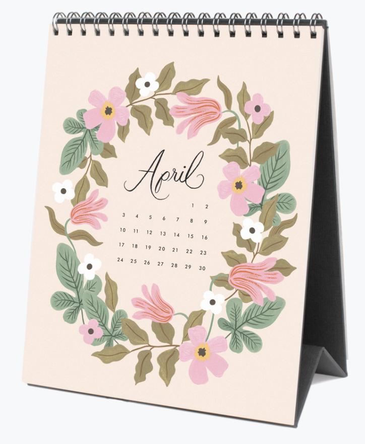 2022 Wild Garden Calendar 5