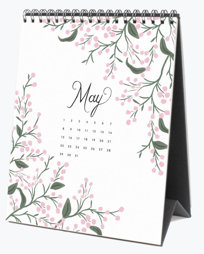 2022 Wild Garden Calendar 6