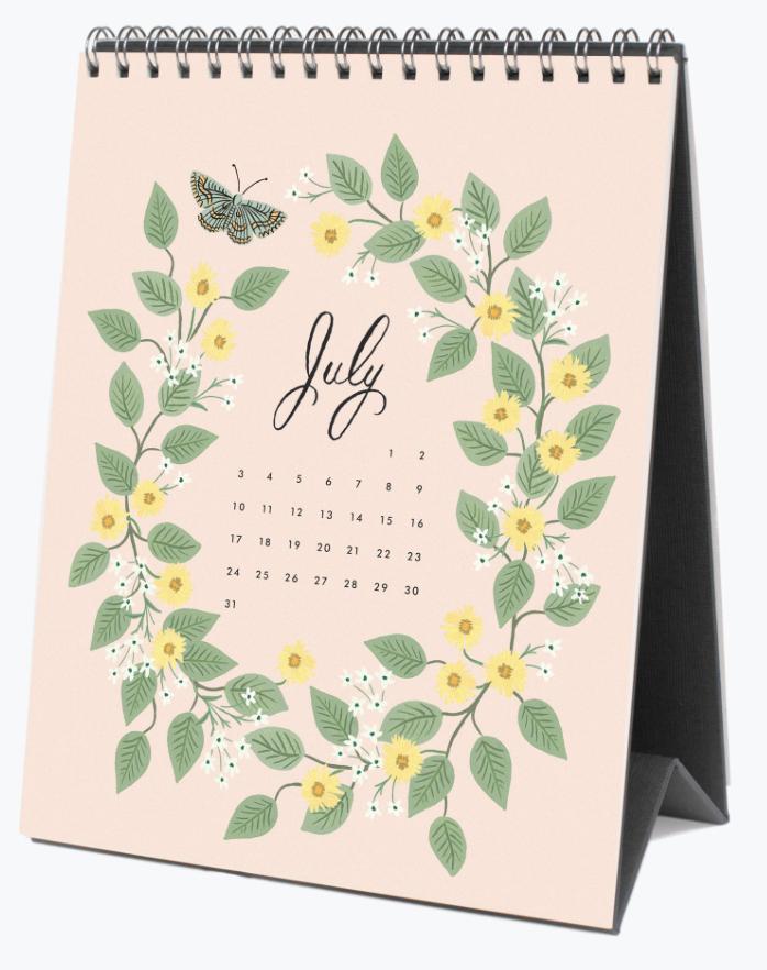 2022 Wild Garden Calendar 8