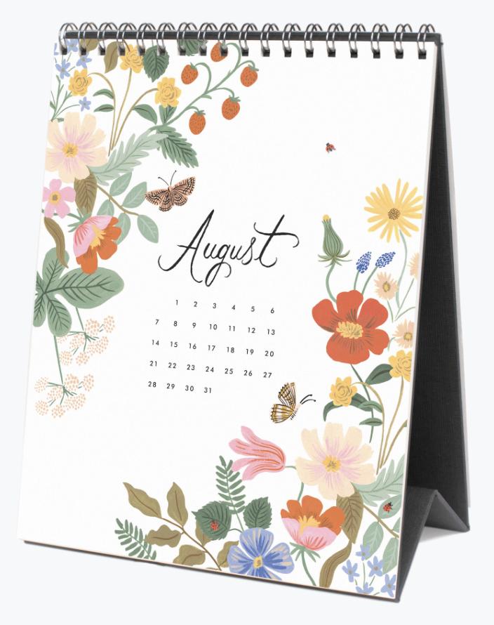 2022 Wild Garden Calendar 9