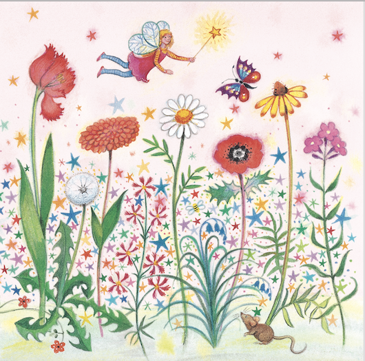 Tinkerbell Card