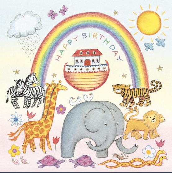 Noahs Birthday Card