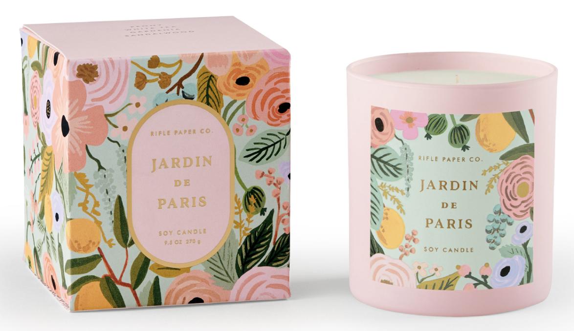 Jardin De Paris Candle