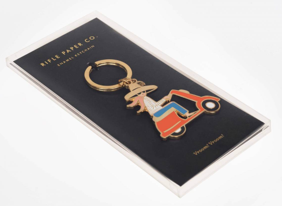Scooter Keychain / 1 VE