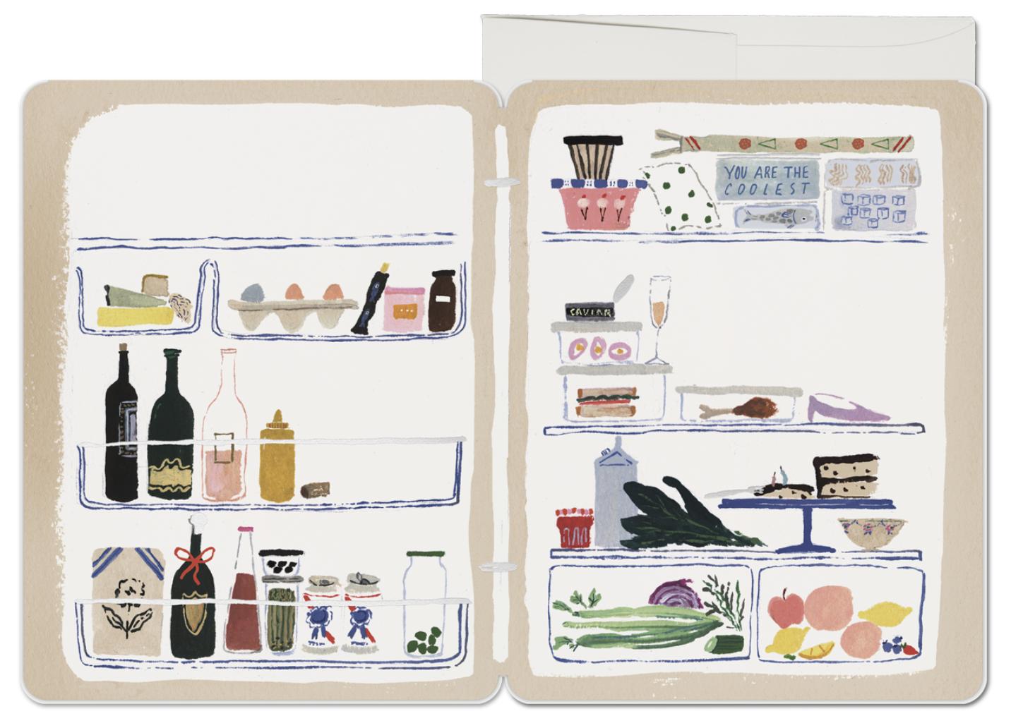 Refrigerator Card 2
