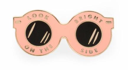 Sunglasses Pin / 1 VE 2