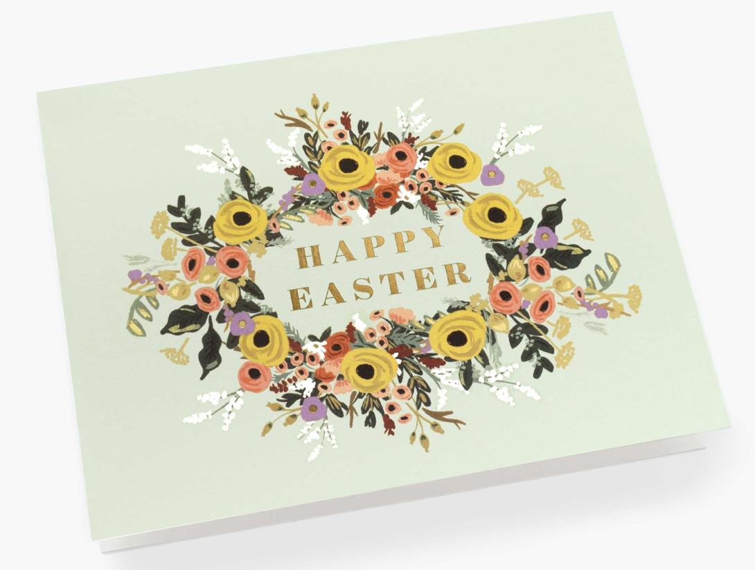 Easter Garden Card 2