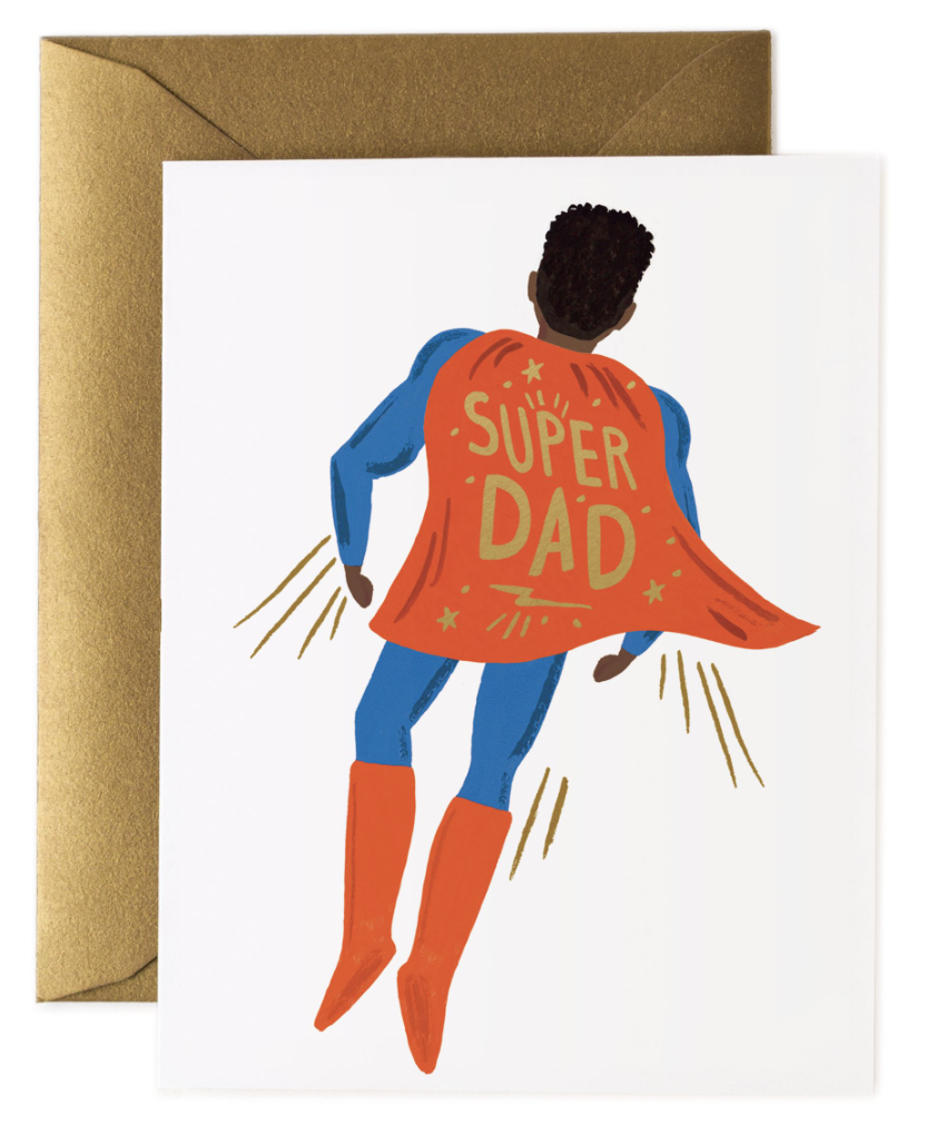 Super Dad 2 Card
