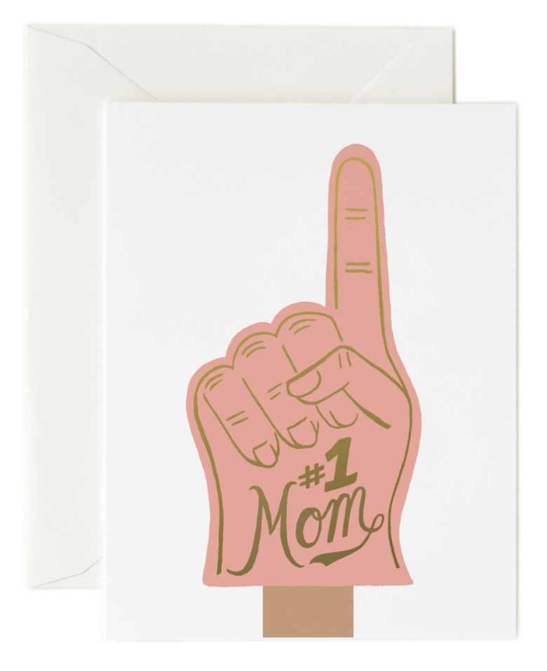 1 Mom Card
