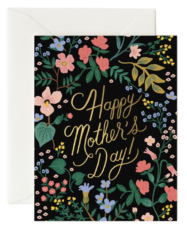 Wildwood Mothers Day Card
