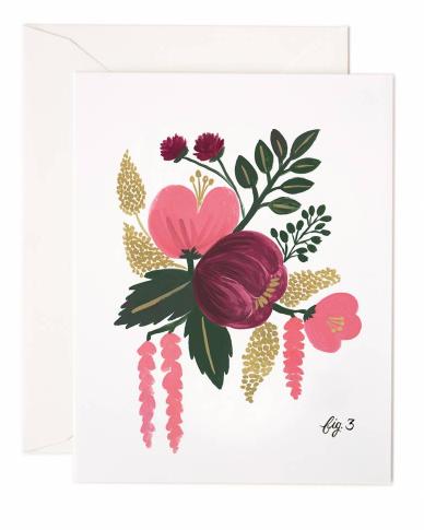 Rasperry Floral