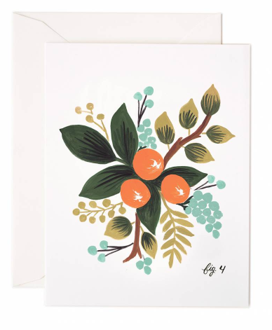 Clementine Floral