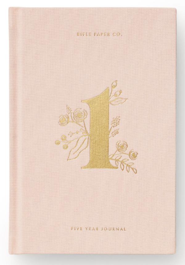 5 Year Keepsake Journal Set 2