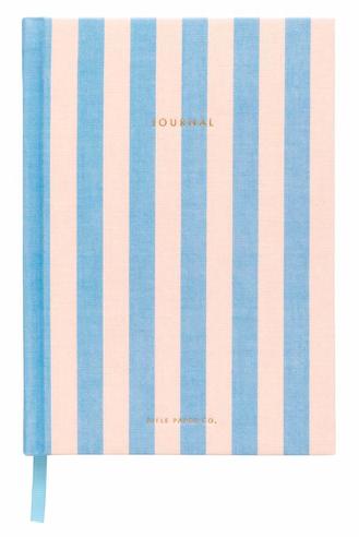 Cabana Fabric Journal