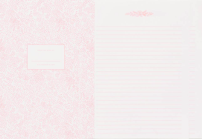 Jardin de Paris Memoir Notebook 2