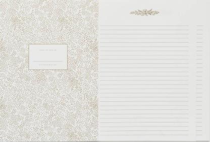 Tapestry Memoir Notebook 2