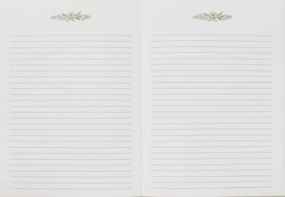 Tapestry Memoir Notebook 3