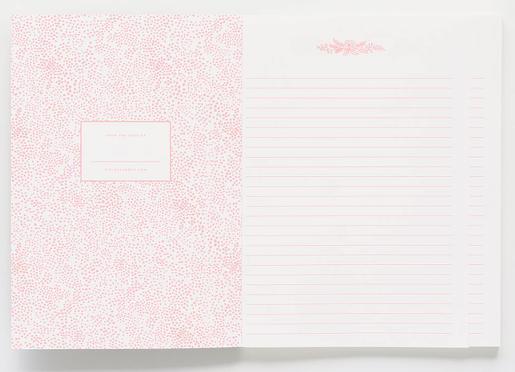 Juliet Rose Memoir Notebook 2