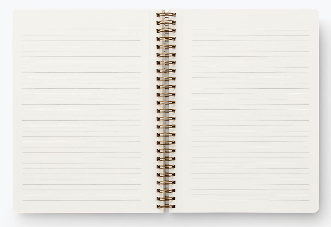 Colette Spiral Notebook 2