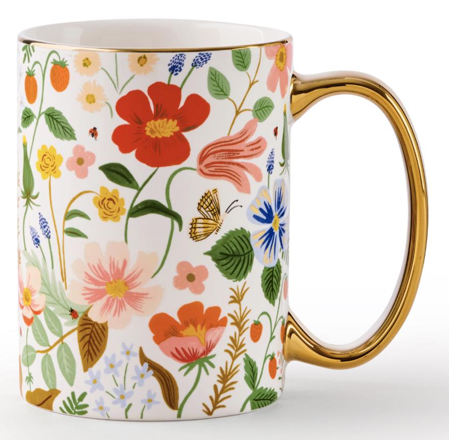 Strawberry Fields Mugs