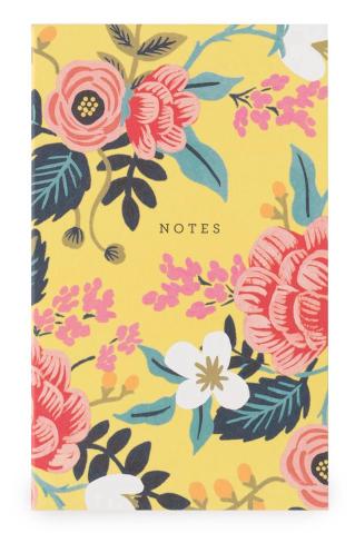 Birch Floral Pocket Notepad