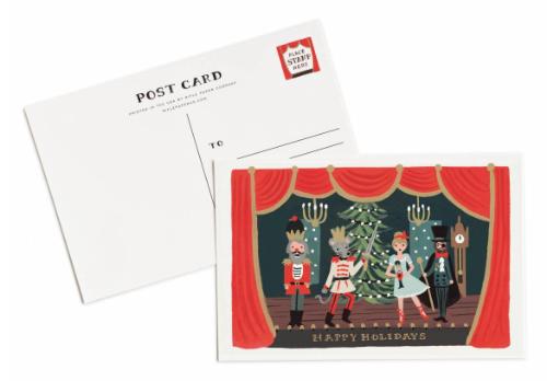 Nutcracker Postcards