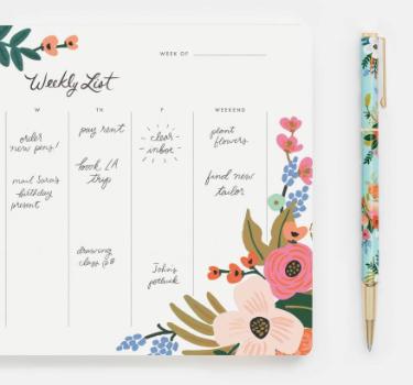 Lively Floral Pen - 2