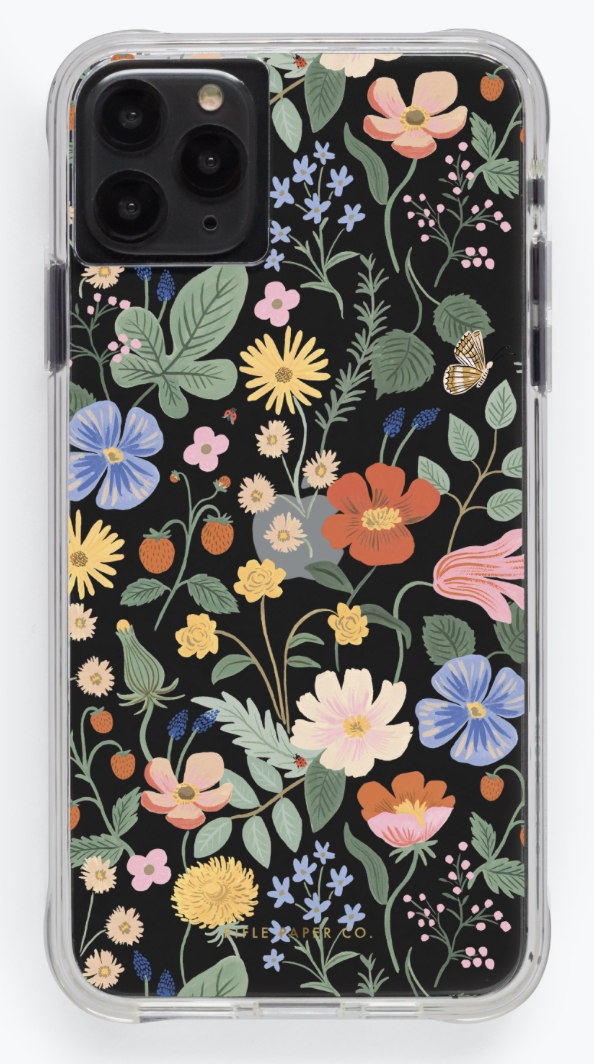 Stawberry Fields iPhone Cases