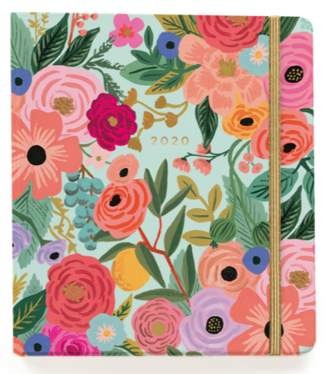 2020 Garden Party Covered Planner - 1