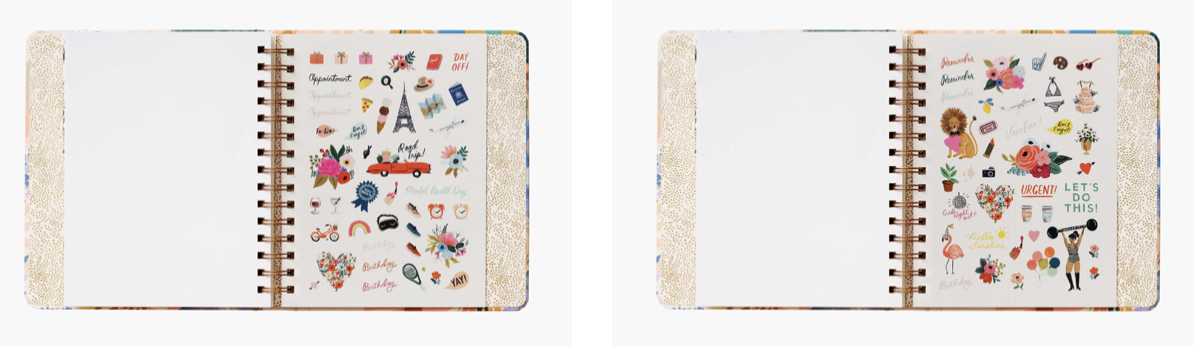 2021 Luisa Covered Planner 6