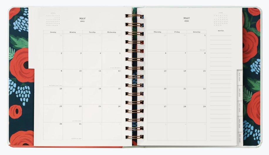 2021 Type A Covered Planner 5