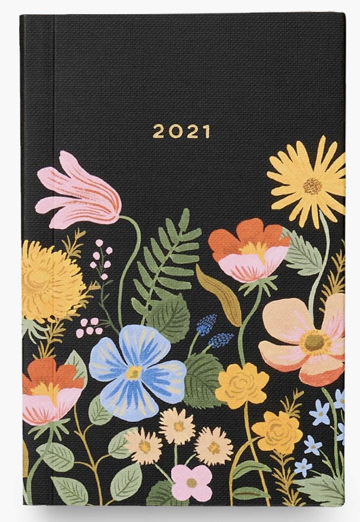 2021 Strawberry Fields Pocket Agenda