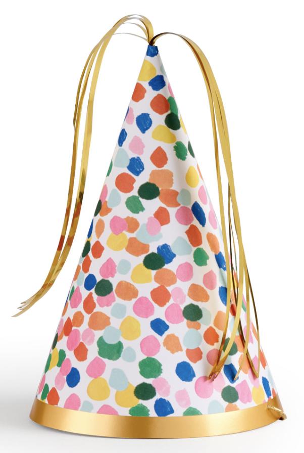Feliz Party Hats 4