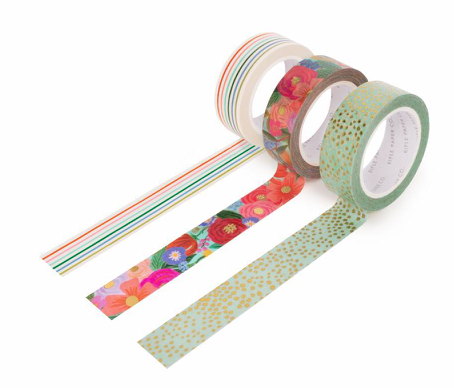 Garden Party Paper Tape - 1