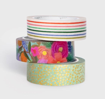 Garden Party Paper Tape - 3
